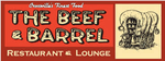 Beef and Barrel